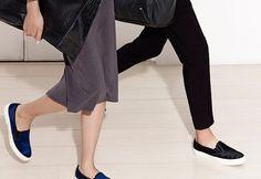 Zapatos bajos Otoño 2014: fotos de los modelos