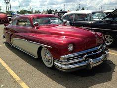 1949 Lincoln.