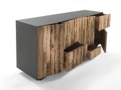 design metallm bel design m bel aus stahl holz kaminholzaufbewa stahlm bel brennholzregal. Black Bedroom Furniture Sets. Home Design Ideas