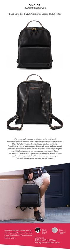 Made from up to 100% recycled materials. Designed in New York.
