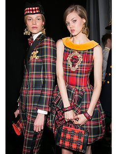 SHOP: 12 tartan fashion finds