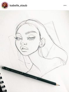 Zeichnung – Skizzen – - Famous Last Words Cool Art Drawings, Pencil Art Drawings, Art Drawings Sketches, Cartoon Drawings, Funny Drawings, Beauty Illustration, Illustration Flower, Illustration Children, House Illustration