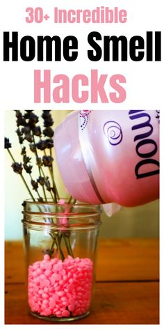 Practical ways to make your home smell amazing Tips Organizing Epic Home Smell Hacks