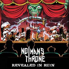 THRASHDEATHGERA: No Man's Throne - Revealed In Ruin (2015) | Death ...