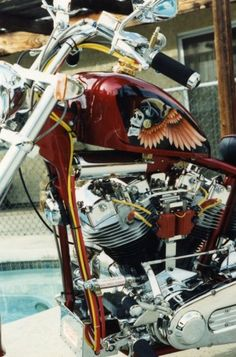 Media – Hells Angels MC World Harley Davidson Custom Bike, Hells Angels, Custom Bikes, Badass, Red And White, Biker, Custom Design, Trucks, Eat