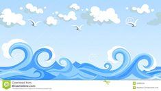clip art ocean - Google Search