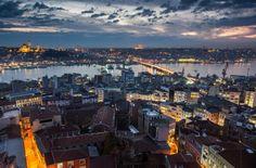 Turist gözünden İstanbul'un 41 güzelliği!Bu şehrin her karışı, her yeri güzel
