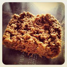 21st Century Urban Pioneers: Flourless Pumpkin Oatmeal Bread.  I'm using regular milk.