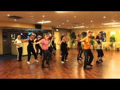 ▶ Cheerleader - Zumba choreography - YouTube