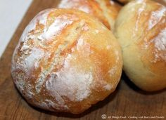 """We enjoyed this """"little bread"""" many times while living in Germany, and I have been on a quest ever since to try to make them. I've tr..."""