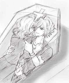 Diabolik Lovers-Subaru and Yui