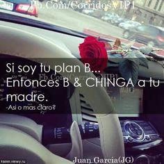 Tu plan B!?
