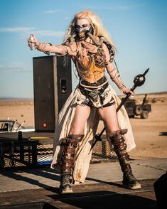 Lady Immortan!!!!
