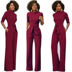 4d30ba9706f Rompers Womens Jumpsuit Long Pants 2018 New Spring Fashion Elegant Sexy  Office Ladies Work Wear Casual Jumpsuits Overalls