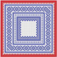 Swedish Knitting Chart Inspiration