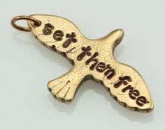 Handmade Art Charm by Lesley Watt -100% Proceeds Donated to Beads of Courage - eBay - Starting bid $7.50