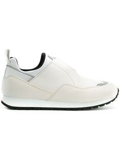 TOD'S Contrast Trainers. #tods #shoes #sneakers