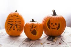 24 Pumpkin Carving Ideas For A Frightfully Delightful Halloween