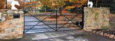 Farmweld heritage style country gates and wrought iron products