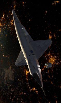 Orbital Repair by Rob-Caswell.deviantart.com on @deviantART