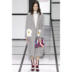 Anya Hindmarch  #VogueRussia #readytowear #rtw #fallwinter2016 #AnyaHindmarch #VogueCollections