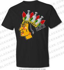 2X-LARGE - Blackhawks Dynasty *Limited Edition* - Men's