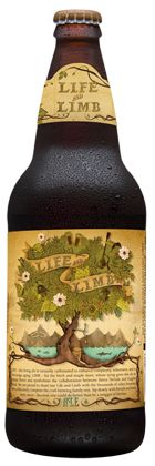 Life & Limb - Sierra Nevda Brewing Co. & Dogfish Head Craft Brewery Collaboration