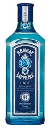 Bombay Sapphire East: common citrus | ** (not my taste)