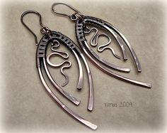 Earrings |  Irina Cibulskaite - Taniri Designs