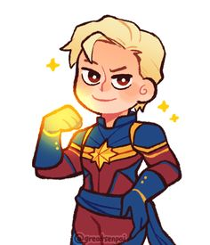 give zenyatta lore you cowards ( Marvel Comics, Marvel Girls, Disney Marvel, Marvel Avengers, Baby Marvel, Chibi, Captain Marvel Carol Danvers, Fanart, Marvel Drawings