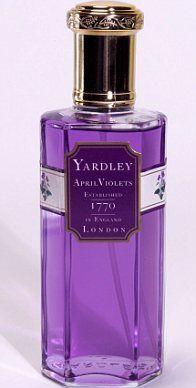 Yardley April Violets Eau de Toilette