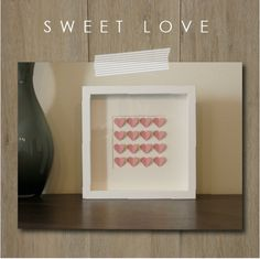 designinvi Love Is Sweet, Scrapbooking, Parties, Events, Frame, Diy, Home Decor, Happenings, Picture Frame