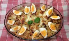 Heerlijke ovenschotel met schorseneren en gnocchi. In de lente kun je de schorseneren vervangen door witte asperges.