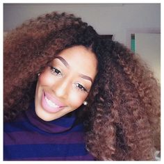 Crochet braids. Hair by Harlem125 style African braid Durban twist, color RT30 and RT33. Three packs