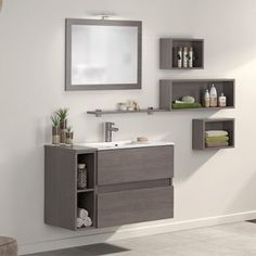 Badmöbel D Motion L 100 cm Delpha Small Bathroom Interior, Interior Design Living Room, Bathroom Tile Designs, Modern Bathroom Design, Washbasin Design, Vanity Design, Shower Panels, Laundry In Bathroom, Bathroom Inspiration