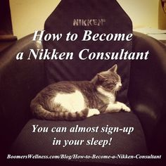 How to Become a Nikken Consultant. Step by Step Guide! #Nikken #Consultant #signup #distributor #mlm #business #opportunity #health #wellness #yyj #yvr