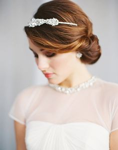 Find The Perfect Wedding Hairstyle - The Wedding Chicks