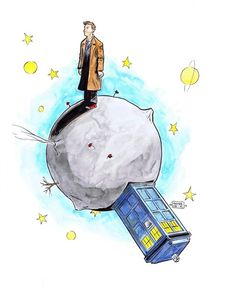 Doctor Who/Little Prince