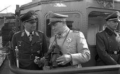 General der Flieger Bruno Loerzer - Reichsmarschall Hermann Göring