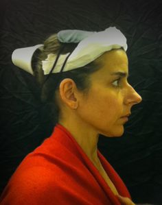 In An Airplane Lavatory, Artist Creates Flemish-Style Self-Portraits | Asian Correspondent