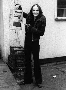 PHOTO: Peter Gabriel, 1973