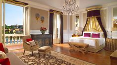 The St. Regis Florence, Florence, Italy