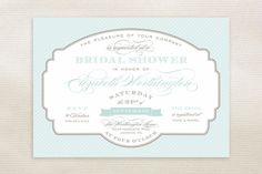 Lovely Label by Sarah Brown at minted.com
