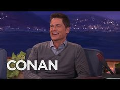 Donald Trump: Rob Lowe Is The Most Beautiful Man I've Ever Seen  - CONAN...