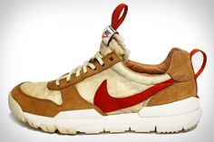 NIKECRAFT TOM SACHS MARS YARD SHOE 385$