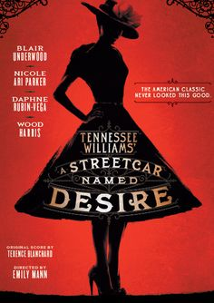 A Streetcar Named Desire broadway poster - Google Search