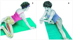 These 34 Pictures Will Help You See Which Muscle You're Stretching