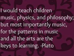 Plato Music Education Website