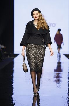 elena miro autumn/winter 2011 - Jacket and skirt