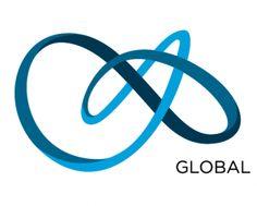 #logo GBS par ZETALAB Branding Ideas, Logo Branding, Logos, Infinite Symbol, Ribbon Logo, Typo Logo, Poster Design Inspiration, Circle Pattern, Letter Logo
